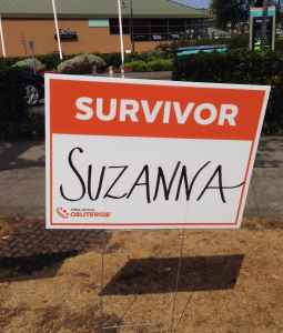 The survivor sign